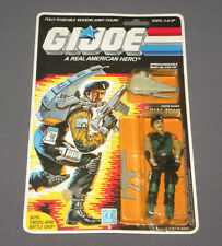 Vintage GI Joe Dial Tone Communications 1986 Carded Action Figure MOC NEW