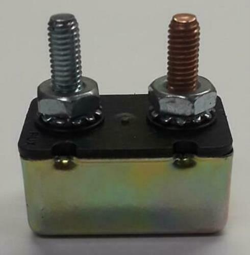 3Pc 121B50-00M-KA Cooper Bussmann 50 amp Type 1 Short Stop Circuit Breaker