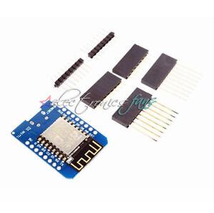 ESP-12-ESP8266-WeMos-D1-Mini-WIFI-Dev-Kit-Development-Board-NodeMCU-Lua-ESP12