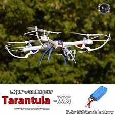 JJRC H16 Tarantula X6 4CH RC Quadcopter Helicopter Fly Drone Hyper IOC