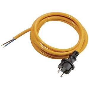 Cavo-di-collegamento-per-corrente-as-schwabe-70911-arancione-3-m