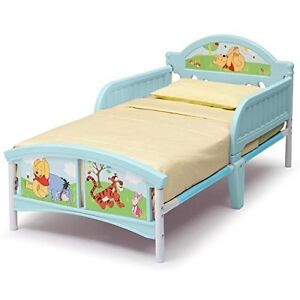 Image Is Loading Delta Children Winnie The Pooh Toddler Bed Kids