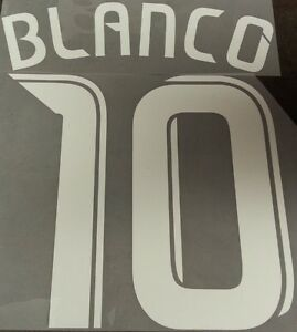 Chicago fire mls cuauhtemoc blanco 10 name set font soccer jersey image is loading chicago fire mls cuauhtemoc blanco 10 name set sciox Choice Image