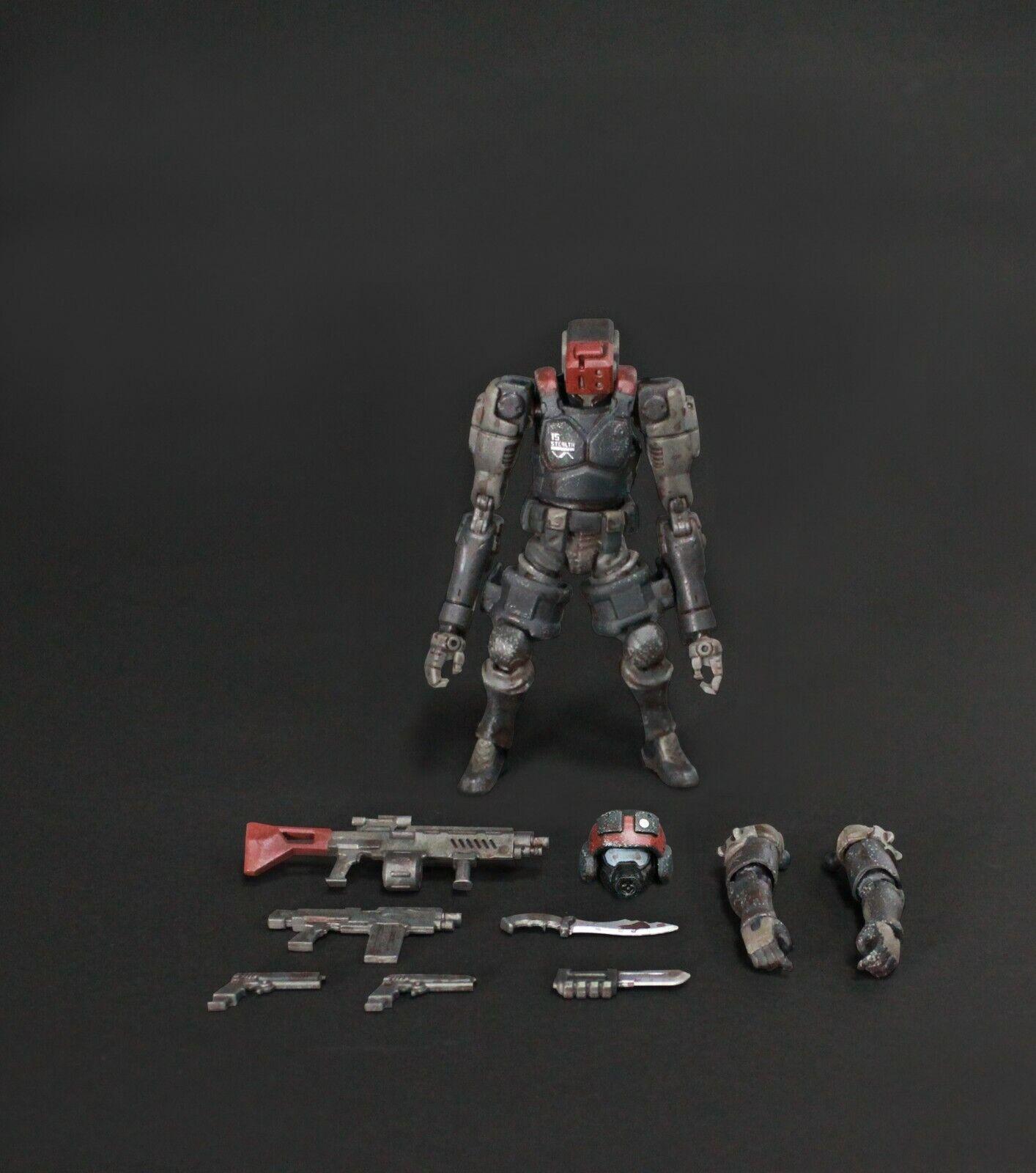 30134 TA Toys Alliance ACID RAIN FAV-SP03 Stealth Talos HR15e 3.75 1//18 Limited