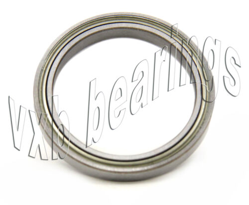 6905ZZ 25x42x9 Shielded 25mm//42mm//9mm 6905Z Deep Groove Radial Ball Bearings