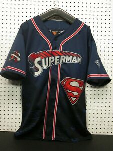 Vintage Warner Bros DC Comics Superman