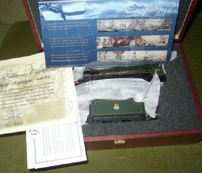 Bachmann 31-150X Limited Edition Jublilee Class  Trafalgar  45682 MINT BOXED