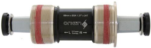 Origin8 Torqlite BB Campagnolo ISO Taper Bottom Bracket 68mm x 111mm English