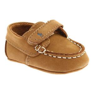 Polo Ralph Lauren Infant Boys' Captain EZ Loafer
