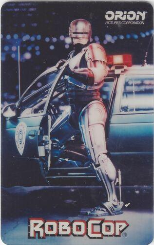TK 258 Telefonkarte//Phonecard USA LDDS Robocop Film