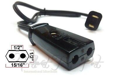 """2pin Power Cord for Hamilton Beach Scovill Percolator Model 15CM 36/"""""""