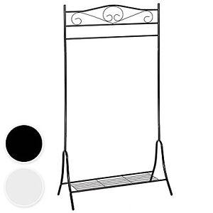 portant pour v tements penderie tringle t lescopique porte v tement armoire ebay. Black Bedroom Furniture Sets. Home Design Ideas