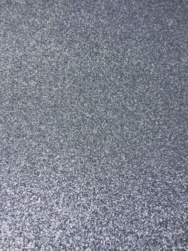 BULK BUY 5 SHEETS X GLITTER ART /& CRAFT EVA FOAM GLITTER SILVER 300 MM X 200 MM