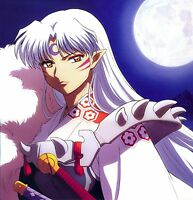 Sesshomaru - Inuyasha - Wall Poster - Huge - 22 In X 22in - Fast Shipping 205
