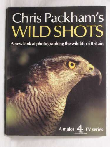 1 of 1 - Chris Packham's Wild Shots, Packham, Chris, Very Good Book