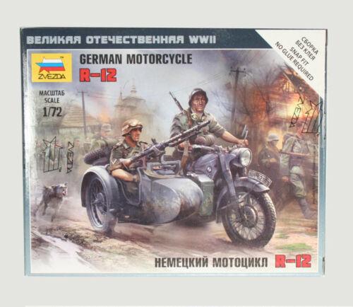 1:72 KIT Panzer Ferdinand tank Pz IV-H FLAK 36 38 BMW MG-34 Soldaten Zvezda