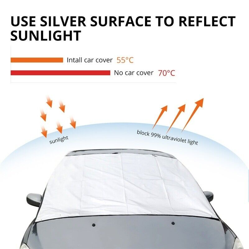 FREEDOM FULL PROTECTION WINDSHIELD COVER Free Shipp
