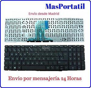 TECLADO-ESPANOL-NUEVO-PORTATIL-HP-PAVILION-15-AC002NC-P-N-PK131EM2A09-TEC18