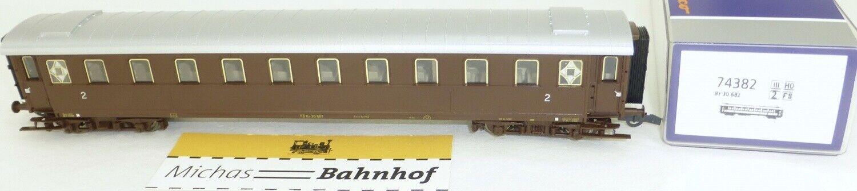 FS Serie 10.000 Roco 74382 Reisezugwagen 2 Kl H0 1 87 NEU OVP HD5 µ