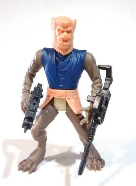 Star Wars POTF2 Lak Sivrak Predotype (Test Shot)