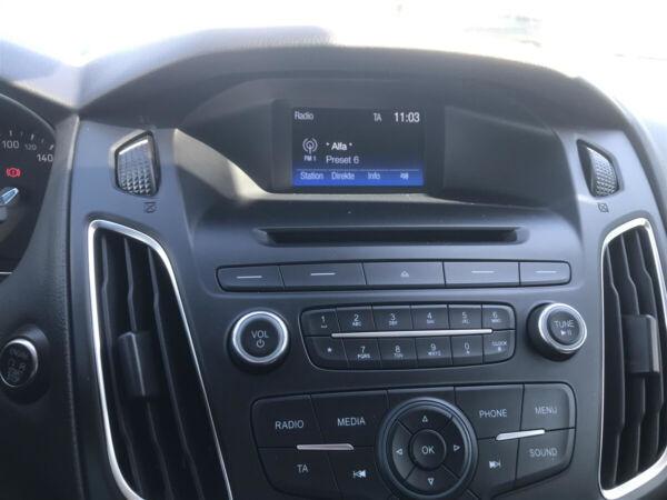 Ford Focus 1,0 SCTi 125 Titanium billede 10