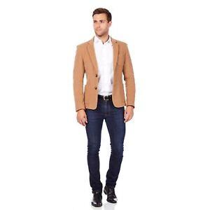 cost charm famous brand wide range Détails sur De la creme homme-Men 's laine & cachemire mélangé Blazer  Jacket- afficher le titre d'origine