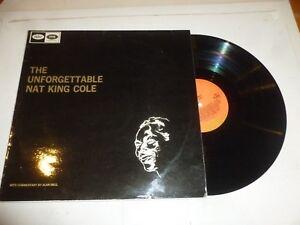 Nat-King-Cole-El-Inolvidable-Nat-King-Cole-Vinilo-Lp-Estereo-1970s-Reino-Unido