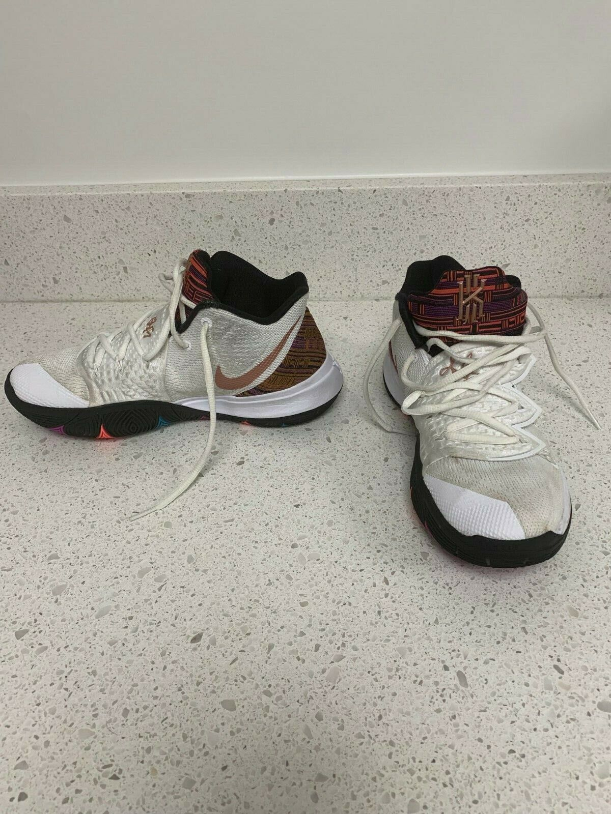 Nike Kyrie 5 BHM BLACK HISTORY MONTH