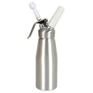 Pro-Aluminium-Sahnesyphon-0-5L-Isi-Cream-Maker-Cream-Syringe-3Tullen