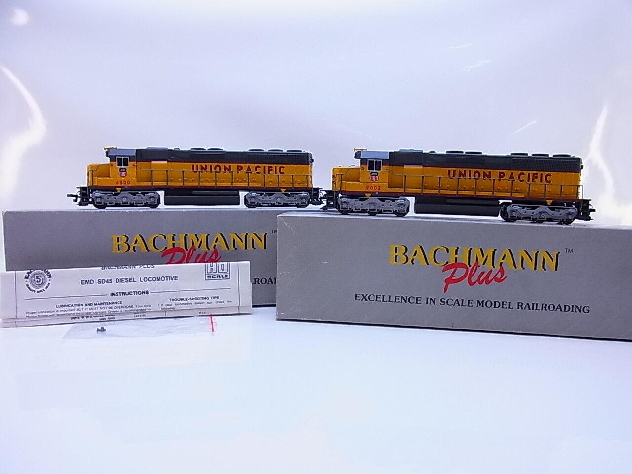 54110 Bachmann H0 11602 US Diesellok EMD Union Pacific + Ersatzlok mit Motor OVP