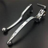 Chromed Brake Clutch Hand Lever Fit For Suzuki Gsxr Gsx-r Gsxr600 Gsxr750 Gsxr10