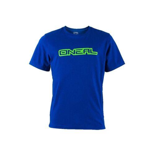 O/'neal MX MTB Piledriver Short Sleeve T-Shirt  #012CL Multi-Color