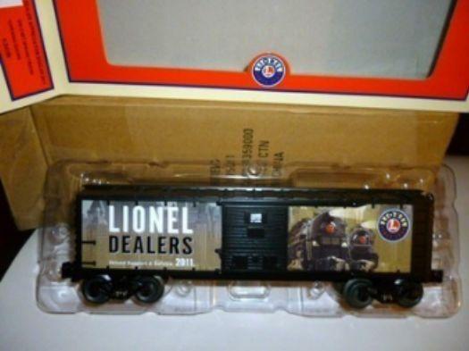 Nuovo Lionel Limitata Produzione 34359=2011 Fornitore Appreciation Vagone S10