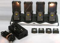 LOT Symbol Motorola MC9090-SK0HJAFA6WR Wireless 2D Imager Barcode Scanner MC9090
