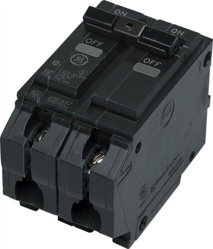 GE THQL2180 80A 120//240V 2P Plug-In Circuit Breaker