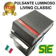 Bticino Pulsante luminoso LIVING CLASSIC 16A