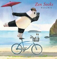 Zen Socks by Jon J. Muth (2015, Hardcover)