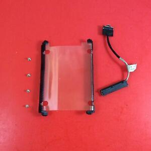 HP-15-f387wm-Genuine-HDD-Hard-Drive-Caddy-w-Connector-amp-Screws-DD0U36HD000-NT
