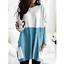 Women-Long-Sleeve-Crew-Neck-T-shirt-Loose-Casual-Pocket-Tunic-Lot-Tops-Plus-Size thumbnail 16