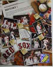 2004 Boston Red Sox beat Yankees Road to the WS 8x10 Licensed Photo File