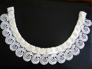 Very-old-Western-Germany-removable-lace-collar