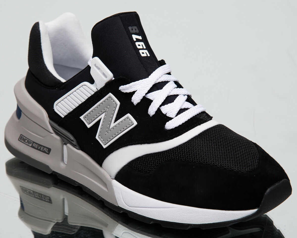 New New New Balance 997 Sport Men's New Black White Casual Lifestyle Sneakers MS997-HGA 536c52