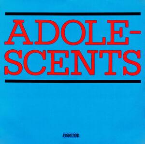 ADOLESCENTS-FRONTIER-RECORDS-LP-VINYLE-NEUF-NEW-VINYL-REISSUE-BLUE