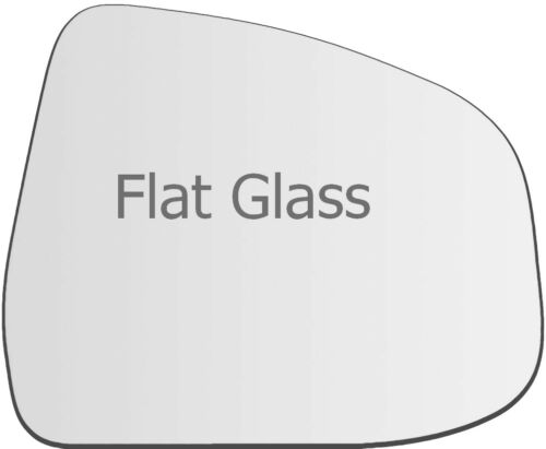 Wing Mirror Glass For Ford Focus III 2010-2017 Right Driver Side