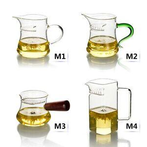 Kinds-Heat-resistant-Glass-Tea-Pitcher-w-Filter-Handle-Fair-Mug-Cha-Hai-Teacup