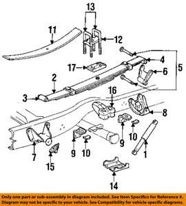 image is loading dodge-chrysler-oem-95-02-ram-2500-rear-