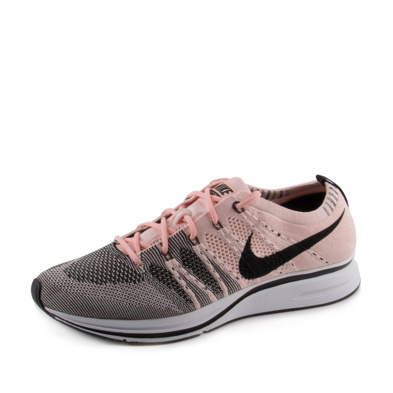 Nike Hombre Flyknit Sunset Trainer Sunset Flyknit Tinte/Negro AH8396-600 67d6af