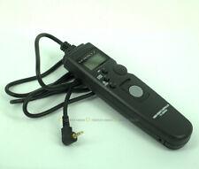 TC-P1 Timer Remote shutter for Panasonic FZ150GK FZ100 G3 GF1 GH1 G10 G2 DMW-RS1