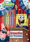 Spongebob for President! (Spongebob Squarepants) by Golden Books (Paperback / softback, 2017)