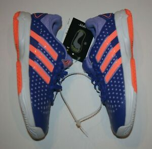New Adidas Girls Tennis Shoes 1 Youth